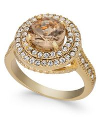 Image of Charter Club Pavé Stone Ring, Created for Macy's