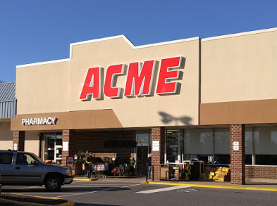 Acme Markets store front picture at 4365 Robert Kirkwood Hwy in Wilmington DE