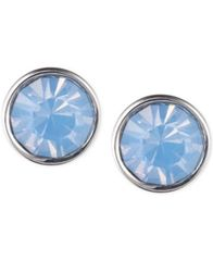 Image of lonna & lilly Glass Stone Stud Earrings