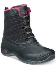 Image of The North Face Women's Stormkat Cold-Weather Boots, Exclusively at Macy's