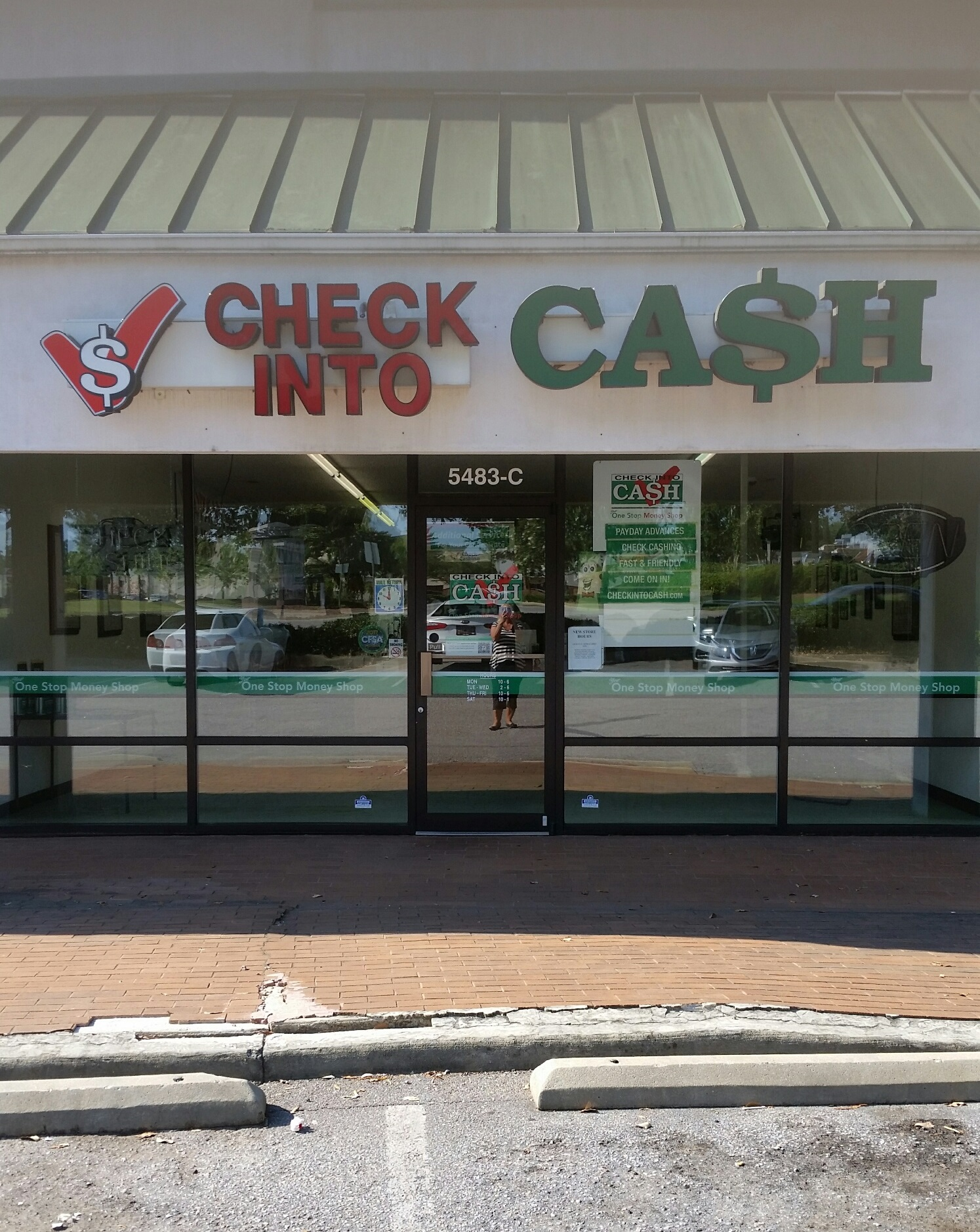 Payday Loans Lexington, TX