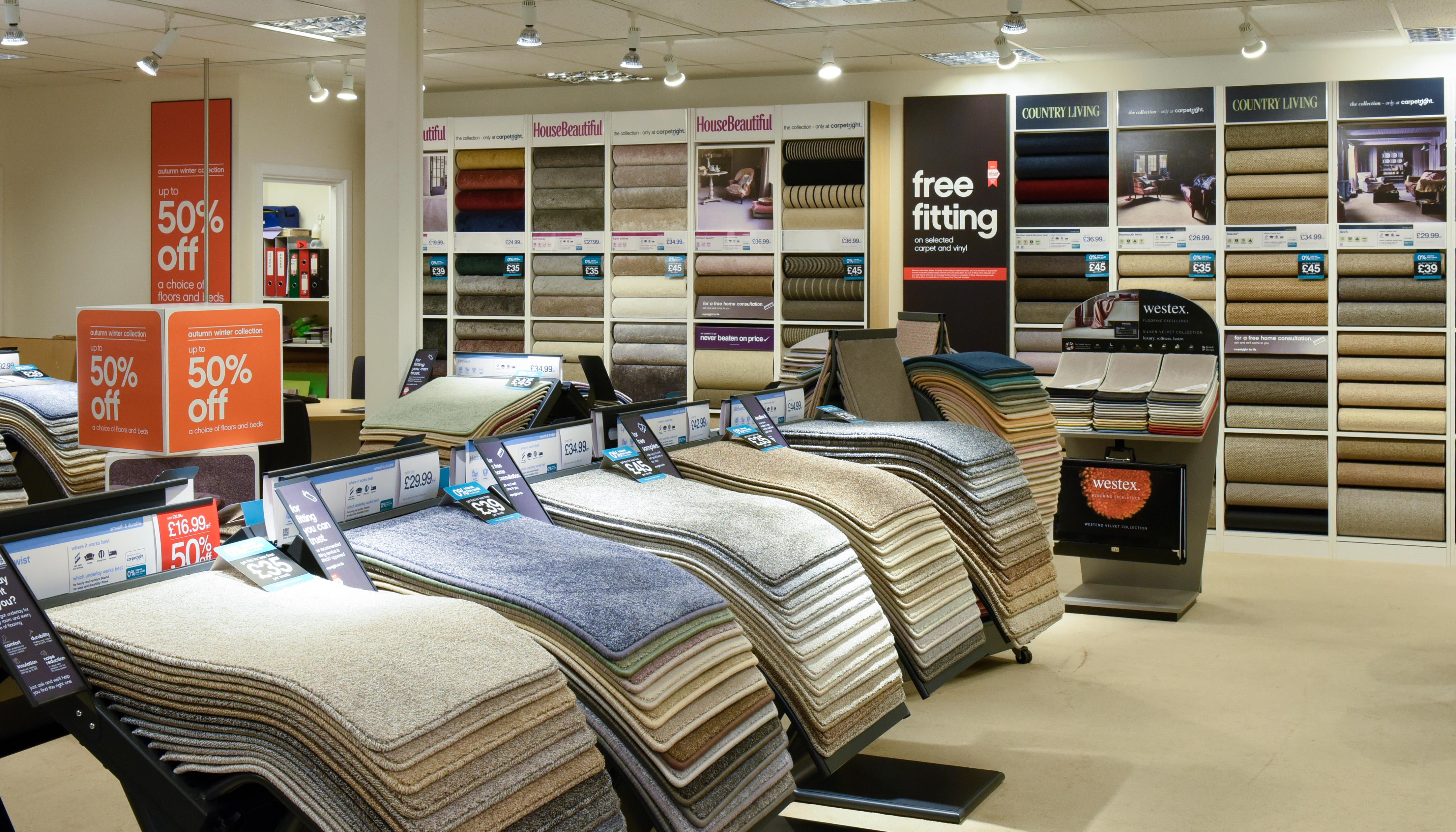 Carpet And Vinyl Flooring Birstall