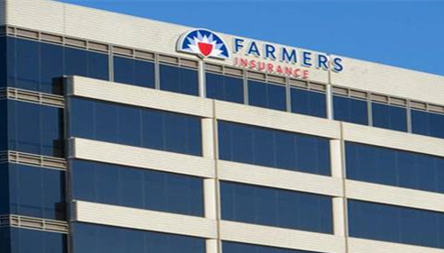 The Farmers® Insurance building in Woodland Hills, CA 91367