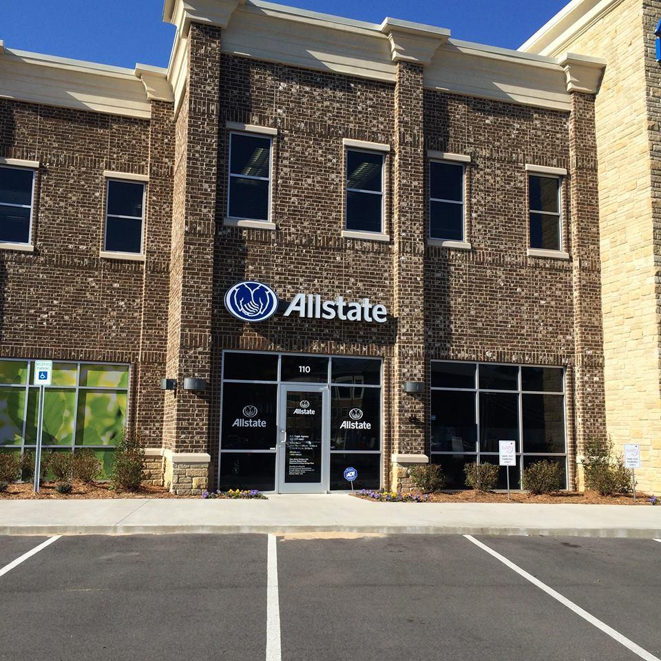 Allstate Car Insurance: Car Insurance In Little Rock, AR - K.C. Cagle