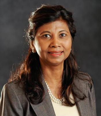 Photo of Shanta R. Jaggernauth
