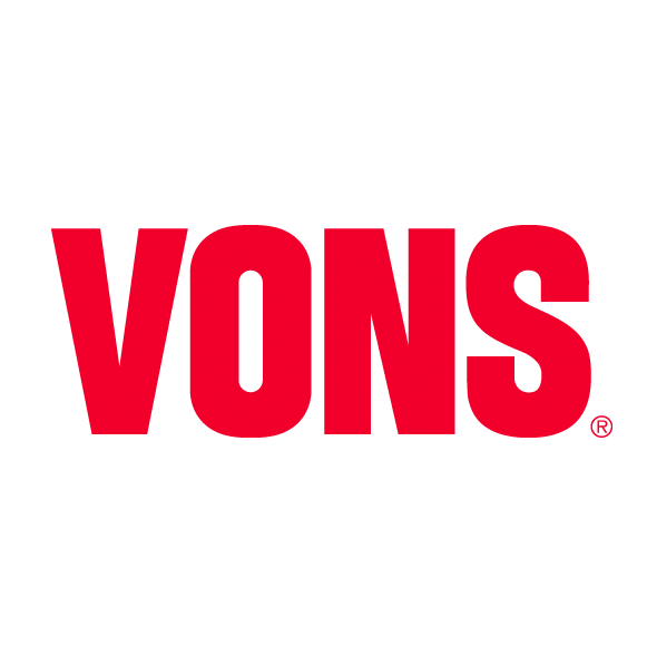 Vons Logo - 1818 Ximeno Ave in Long Beach CA