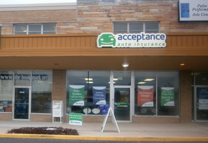 Acceptance Insurance - North Anthony Boulevard