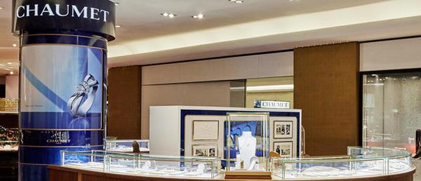 Chaumet Galeries Lafayette Jewellery Chaumet In Paris