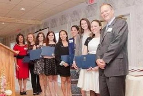 June P. Birrittella - Local Allstate agents present Youth Leadership awards