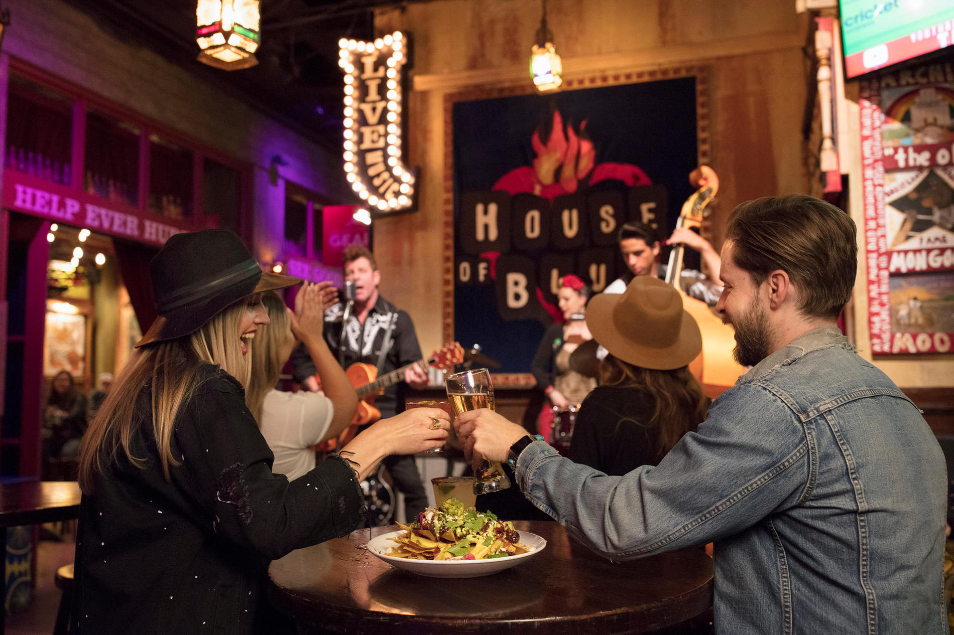 House of Blues Restaurant & Bar Events
