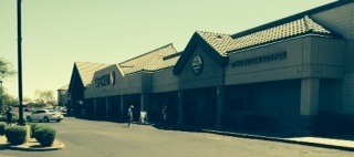 Safeway Store Front Picture at 4970 S Alma School Rd in Chandler AZ