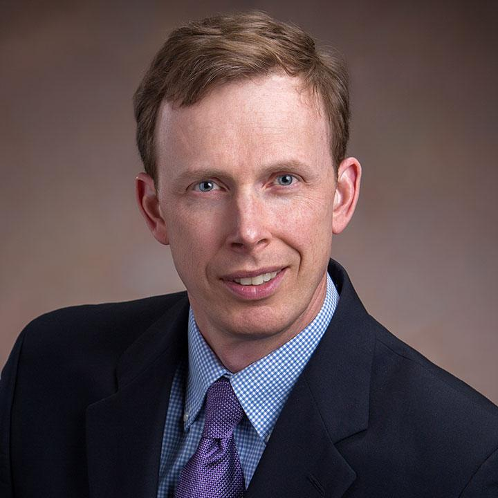 Photo of Blake Jones, M.D.
