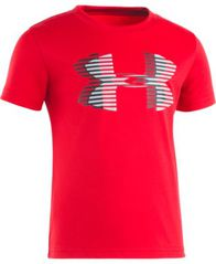 Image of Under Armour Little Boys Linear Logo T-Shirt