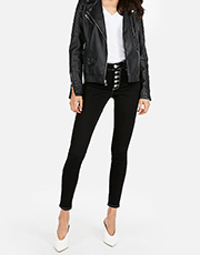 High waisted Jeans for Women at Express