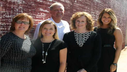 Doering Insurance Agency Christmas photo 2012