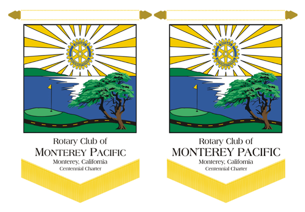 Proud Charter Member of Monterey Pacific Rotary Club
