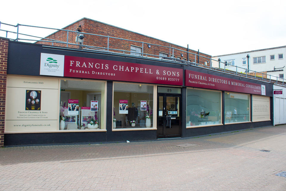 Francis Chappell & Sons Funeral Directors in Orpington