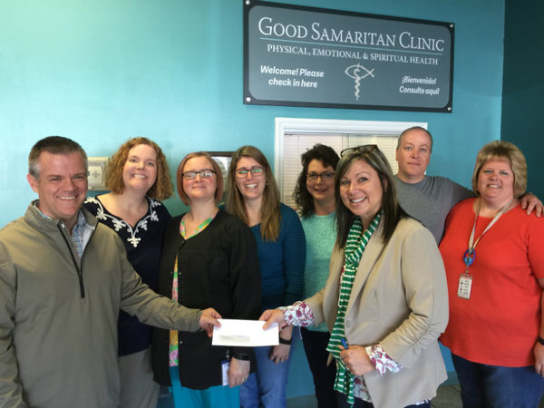 Morgan Agency Inc. - Support for Good Samaritan Clinic