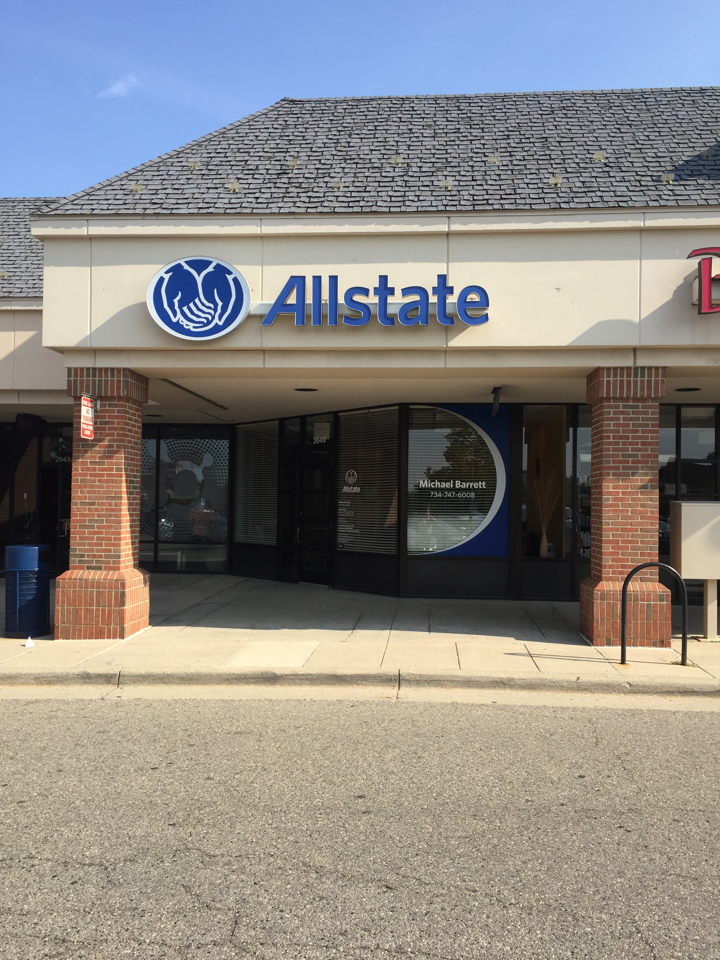 Life home car insurance quotes in ann arbor mi for Allstate motor club hotel discounts