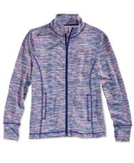 Image of Ideology Active Zip-Up Jacket, Big Girls, Created for Macy's