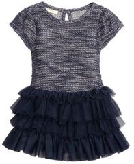 Image of First Impressions Sweater Tutu Dress, Baby Girls, Created for Macy's