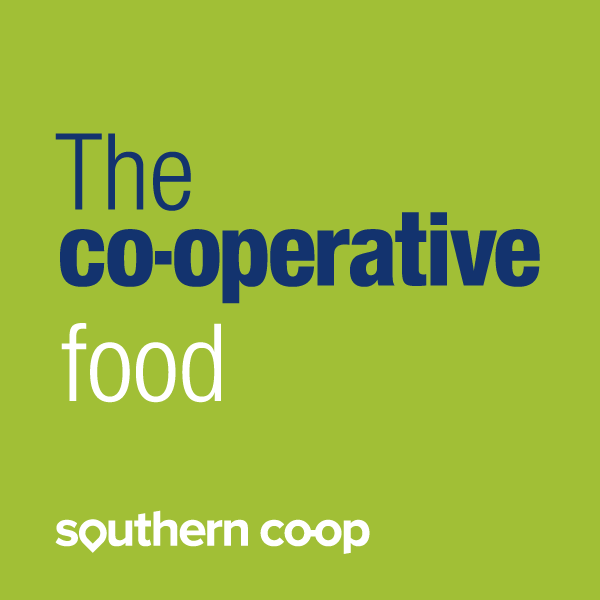 The co-operative food logo