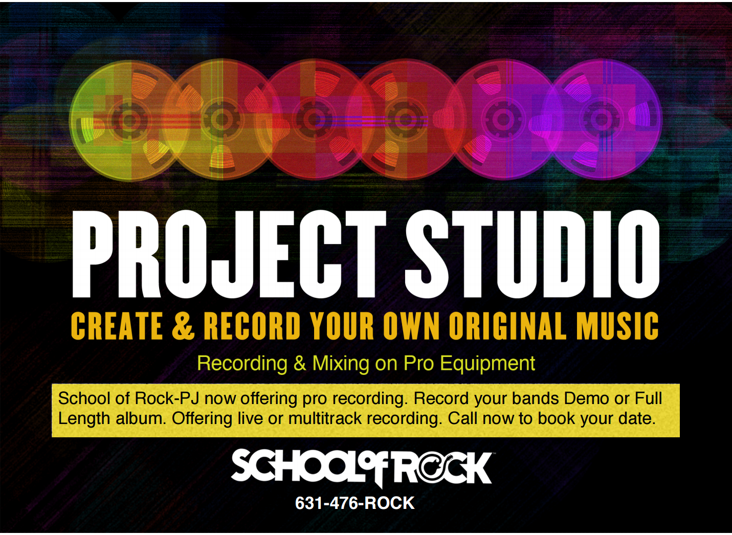 Image of Project Studio