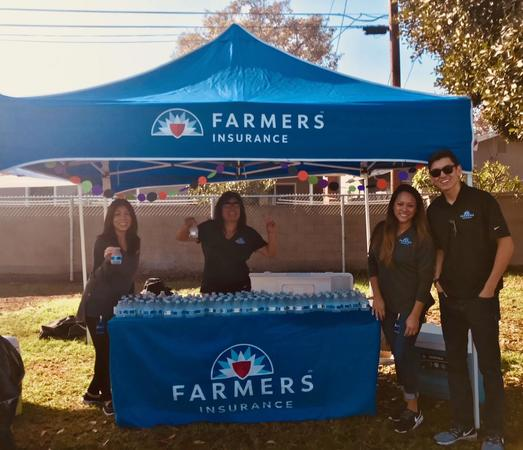 Our team supporting Arlington Elementary in Torrance!