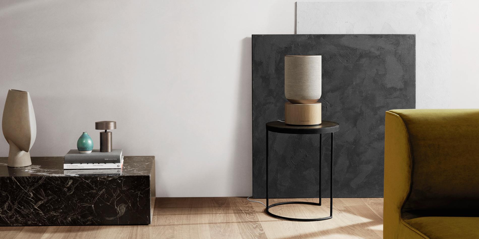 Beosound Balance wireless, home speaker