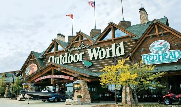 Bass Pro Shop Victoria Gardens Gardens Design Ideas