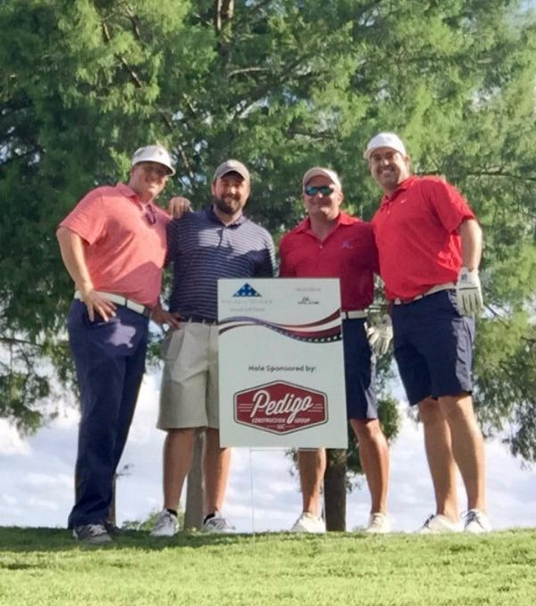 Wilson Allen - Charity Golf Tournament for Folds of Honor
