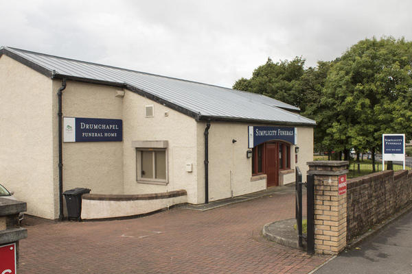 Simplicity Funeral Directors in 280 Kinfauns Drive, Glasgow