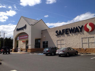Safeway Store Front Picture at 408 NE 81st St in Vancouver WA
