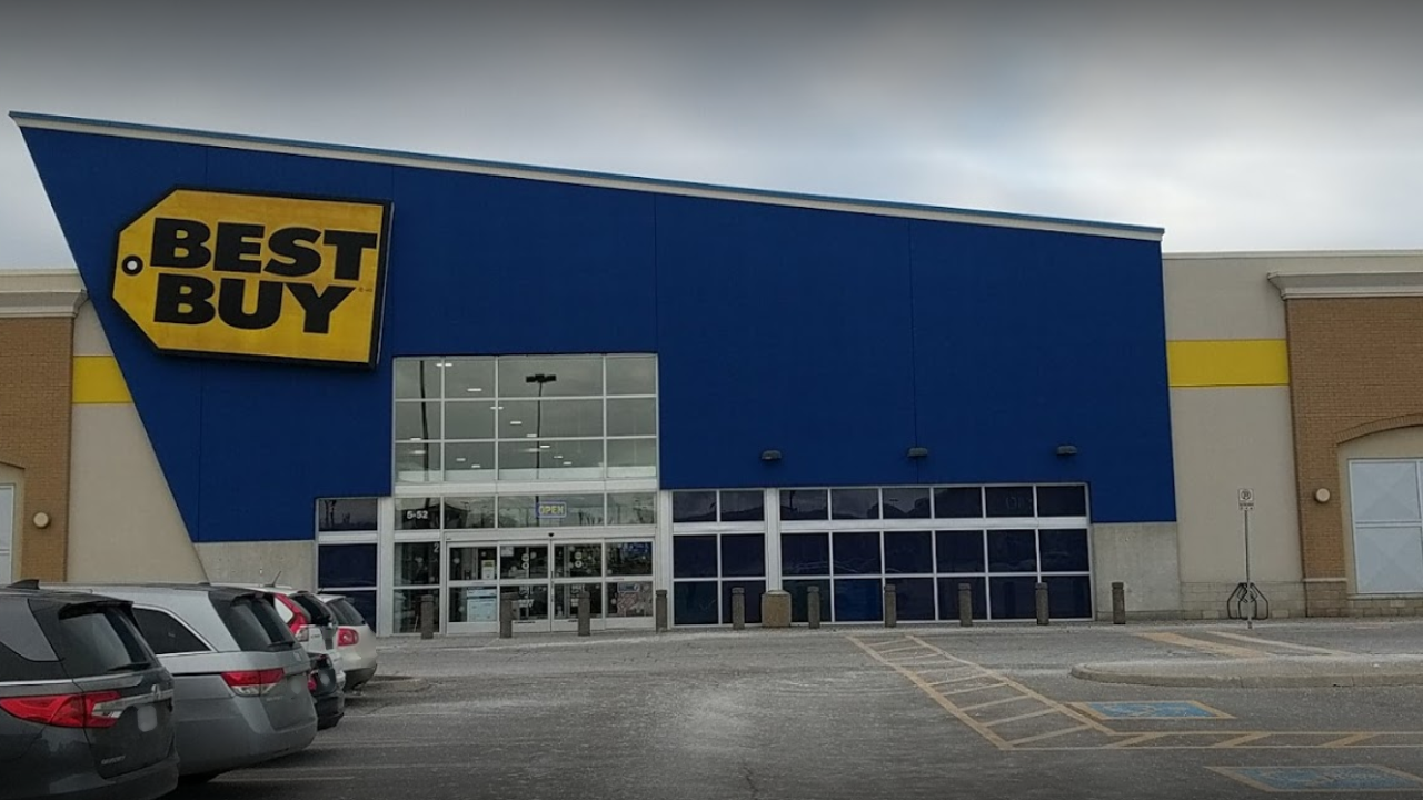 Best Buy SmartCentres Aurora East
