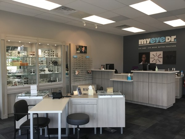 Visit your local MyEyeDr  at 4521 17th Avenue in Columbus