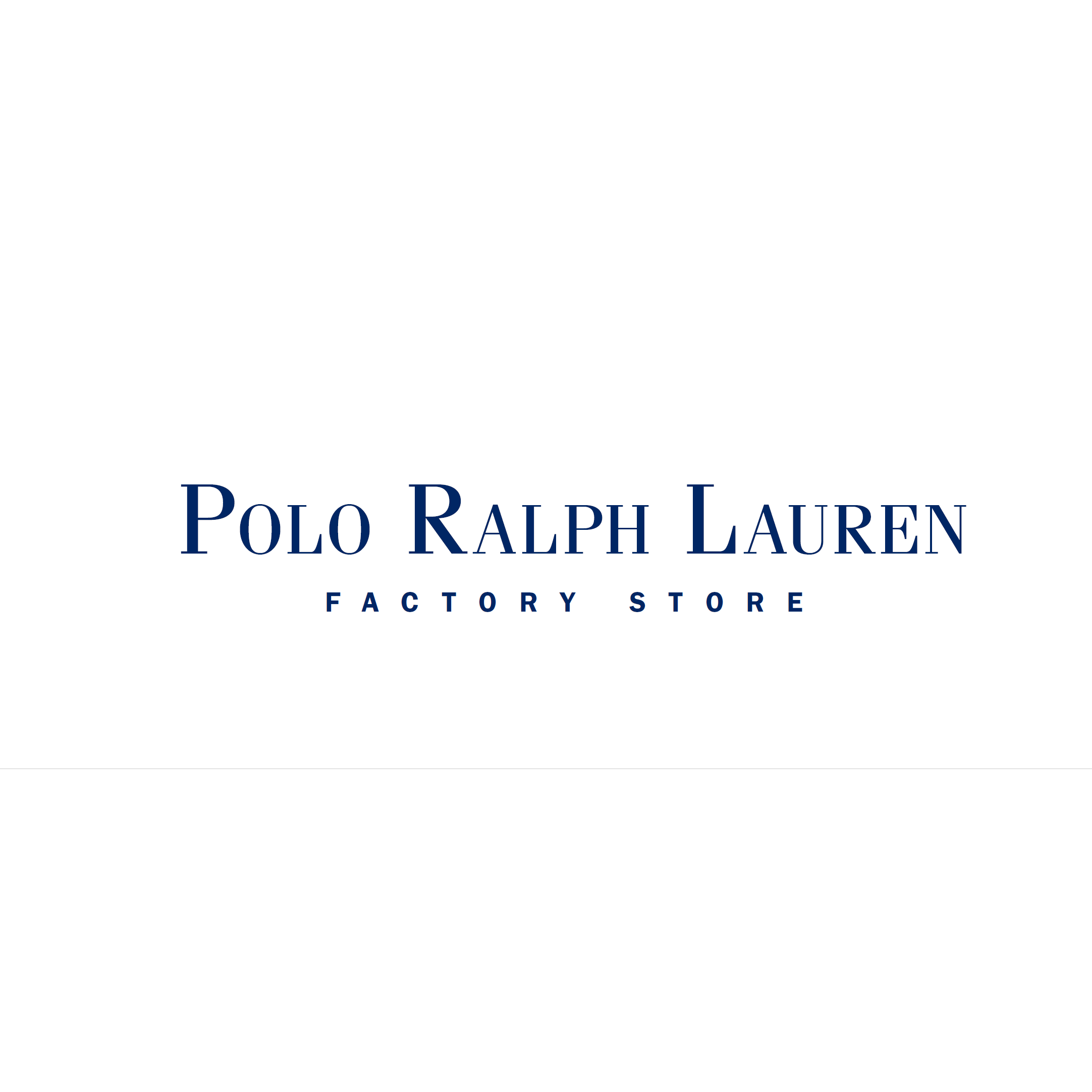Outlets Lauren Ralph 2014 Atlantic Store Tanger Polo City At Factory RLq543Aj