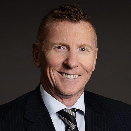 Chris Thomson, Sales Manager, Australia and New Zealand