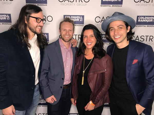 Launch Party for The Castro Realestate Group
