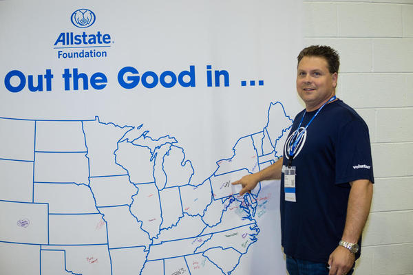 Andres Insurance Agency - Allstate Foundation Helping Hands®