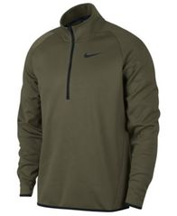 Image of Nike Therma Quarter-Zip Top