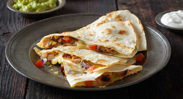 Grilled Quesadilla Picture