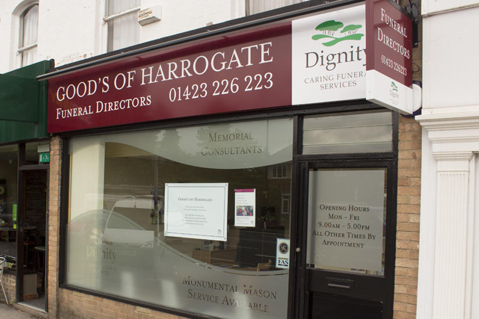 Good's of Harrogate Funeral Directors in Harrogate