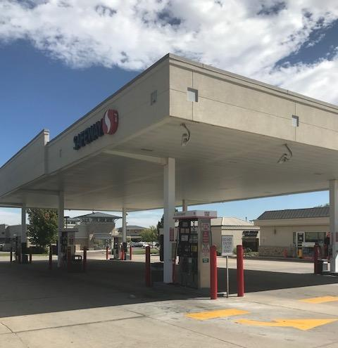 Safeway Fuel Station Store Front Picture - 4632 Centerplace Dr in Greeley CO
