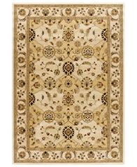 "Image of CLOSEOUT! Kenneth Mink Area Rug, Warwick Panel Wheat 2'3"" x 7'7"" Runner Rug"