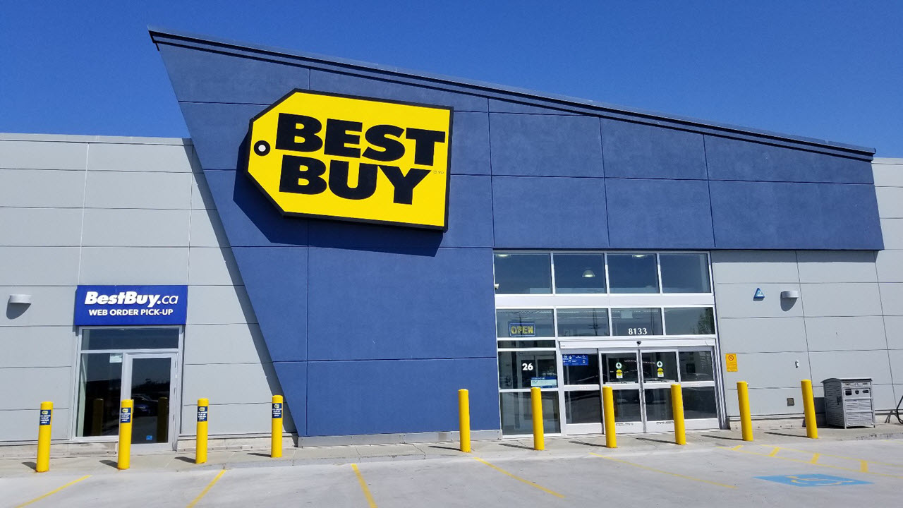 Best Buy South Vancouver