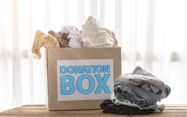 Dana Morrison - Committee to Aid Abused Women (CAAW) Clothing Drive!