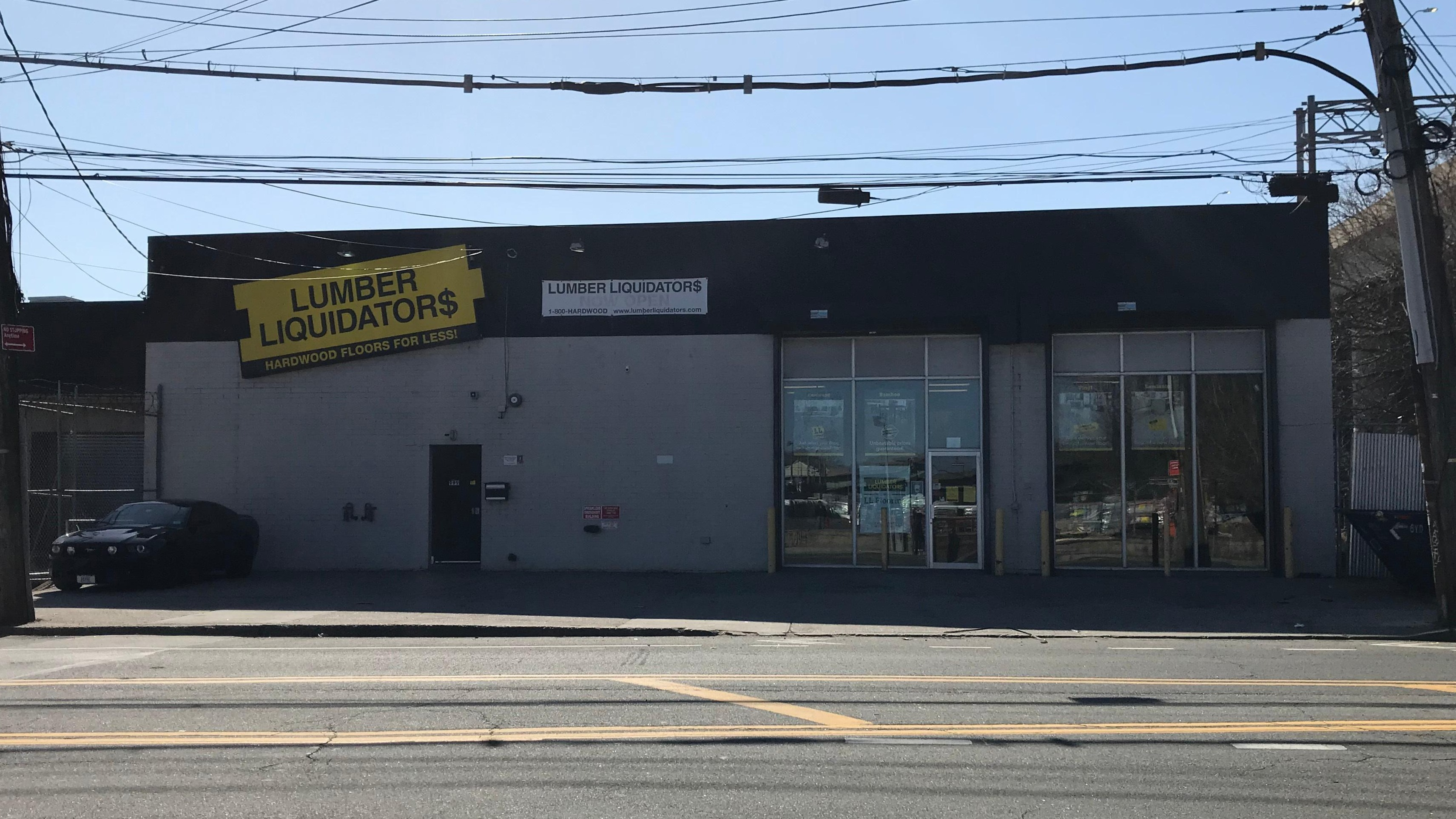 LL Flooring #1338 Bronx | 999 Brush Avenue | Storefront