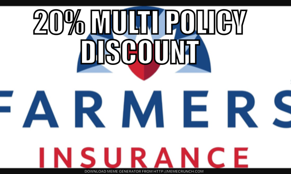 Multi Policy Discount
