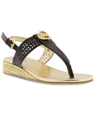 Image of Michael Kors Little & Big Girls Perry Peony Sandals