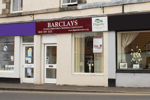 Barclays Funeral Directors in South Queensferry